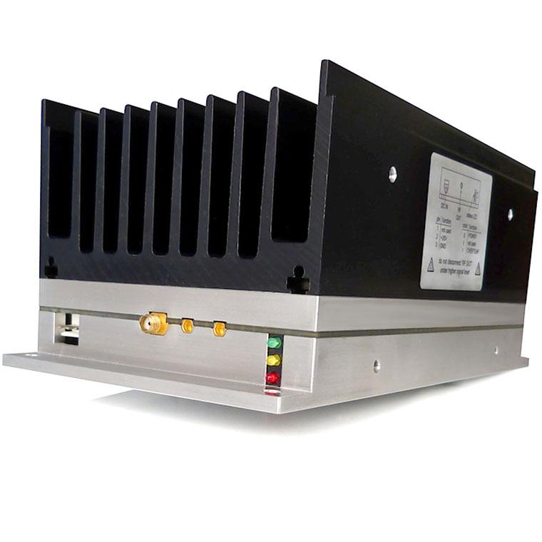 High dynamic RF V/UHF power amplifier - AMP1053043H | Becker