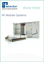 RF Modular Systems show more